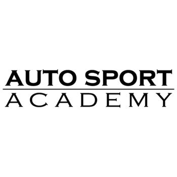 Sticker Auto Sport Academy logo
