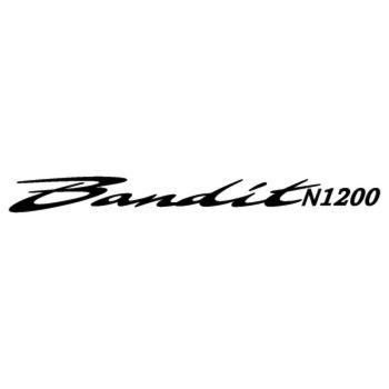 Sticker Suzuki Bandit N 1200