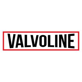 Valvoline logo classic Decal