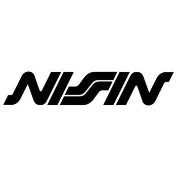 Sticker Nissin Logo