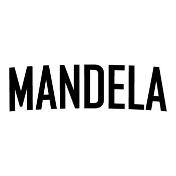 Sticker Mandela