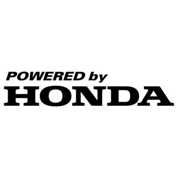 Powered By Honda Decal