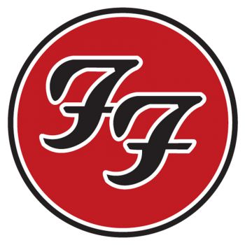 Sticker Foo Fighters