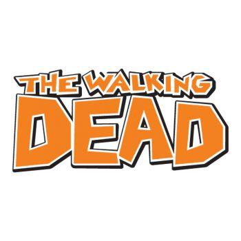 Sticker The Walking Dead BD