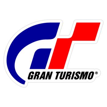 Sticker Gran Turismo Logo1