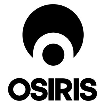 Sticker Osiris Skate Shoes