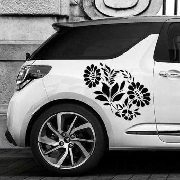 Sticker Decor Floral