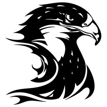 Eagle Decal