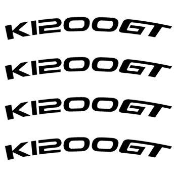 Kit Stickers jante Moto BMW K1200 GT