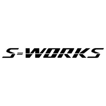 Specialized S-works logo decorative VTT Decal