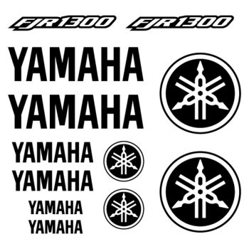 Kit Stickers Yamaha FJR 1300