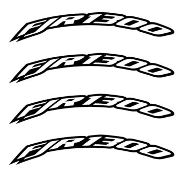 Yamaha FJR 1300 rim decals set