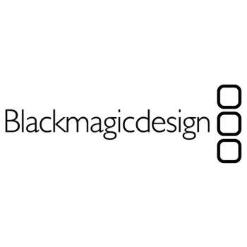Sticker Blackmagic Design Logo