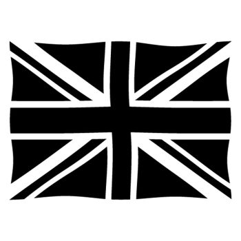 Sticker Flagge Union Jack