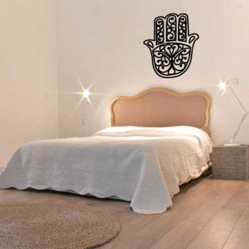 Hand of Fatma decorative Decal