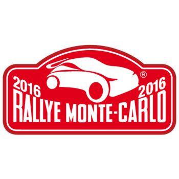 Kit stickers Rallye monte carlo 2016