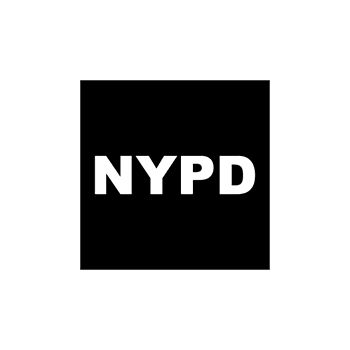 Sweat-Shirt NYPD