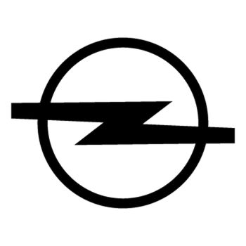 Old Opel Logo Decal