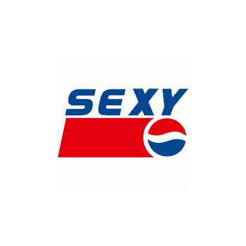Sweat-Shirt Sexy parodie Pepsi