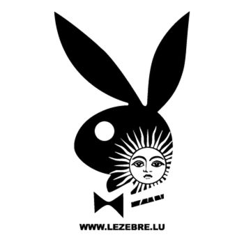 Sweat-Shirt Playboy Bunny Argentin