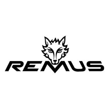 Remus Logo Decal