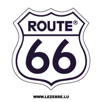 Sweat-Shirt Route 66