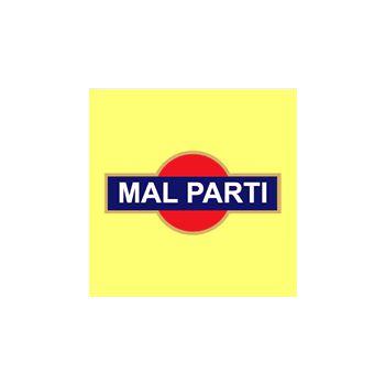 Sweat-Shirt Mal Parti parodie MARTINI