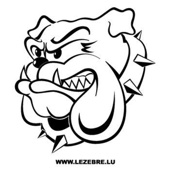 Sweat-Shirt Bulldog