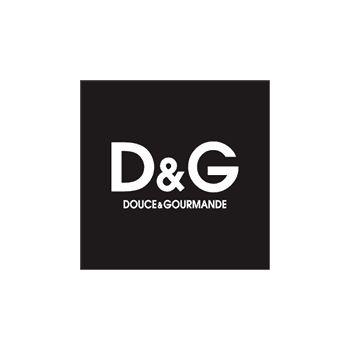 Tee shirt D&G / Douce & Gourmande parodie D&G