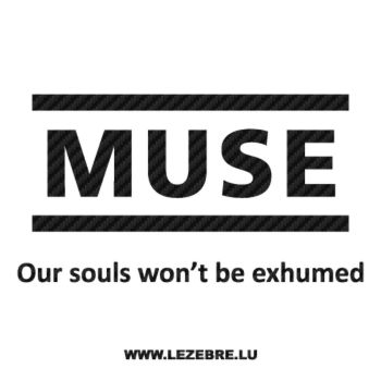 Sticker Carbone Muse Souls