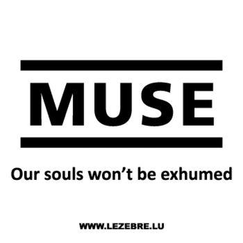 Sticker Muse Souls
