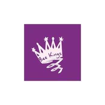 T-Shirt The Bee Kings couronne disco