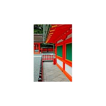 Sticker Mural, photo construction de Kyoto, celine