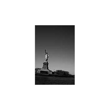 Sticker Mural, photo statue de la Liberté de New-YORK USA, celine
