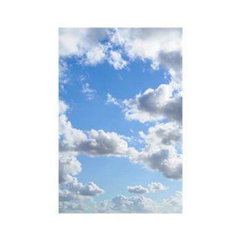 Sticker Mural Dans les nuages...