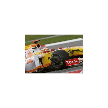 Sticker Déco Renault Formule 1 Team