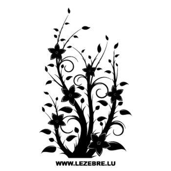 Sticker Deco Floral