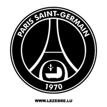 PSG Paris Saint-Germain Decal
