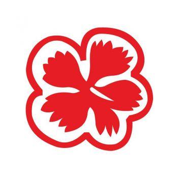 Sticker Fleur d'Hibiscus Déco l