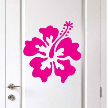 HIBISCUS mG Decal