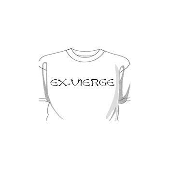 Tee shirt Ex vierge