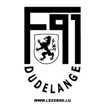 Sweat-shirt F91 Dudelange
