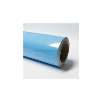 Film vinyle Bleu ciel