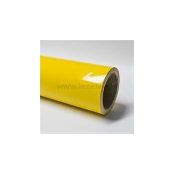 Yellow vinyl film