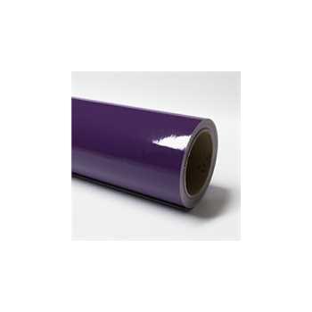 Plum vinyl film
