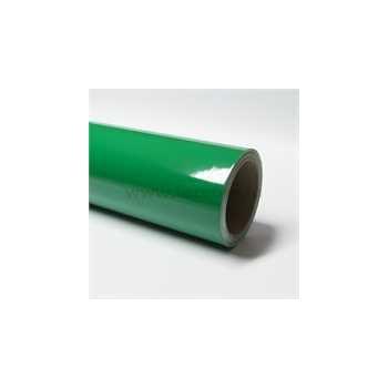 Green vinyl film