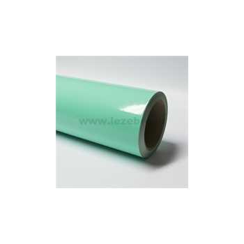 Mint green vinyl film