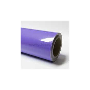 Purple vinyl film