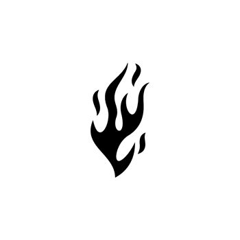 Flame Decal 49