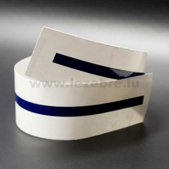 Navy rim sticker roll